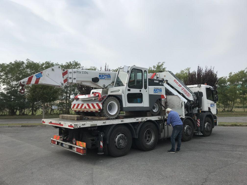 Mastra Trasporti Brescia - Autotrasporti 6